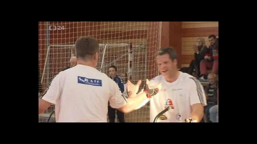 Video Sáloví cyklisté chtějí na mistrovství světa bojovat o medaile