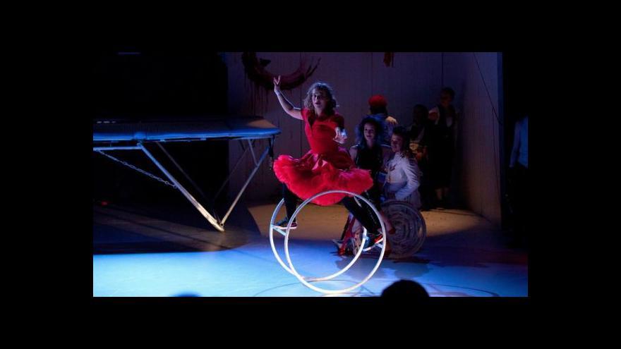 Video La Putyka nahrála soundtrack k představení Risk