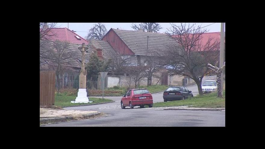 Video Tři minuty z obce Tučapy v pořadu Týden v regionech