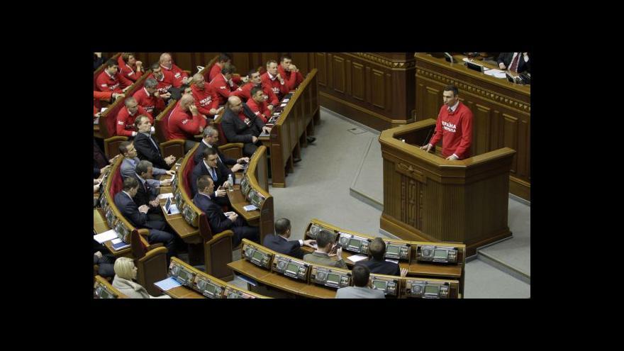 Video Tymošenková zůstane za mřížemi