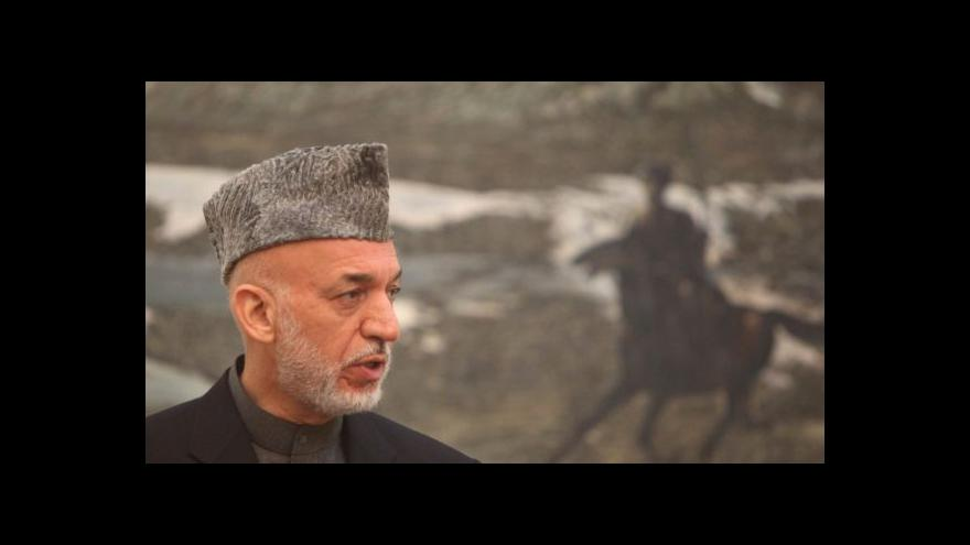 Video Amir Ahmadzai o dohodě mezi Afghánistánem a USA