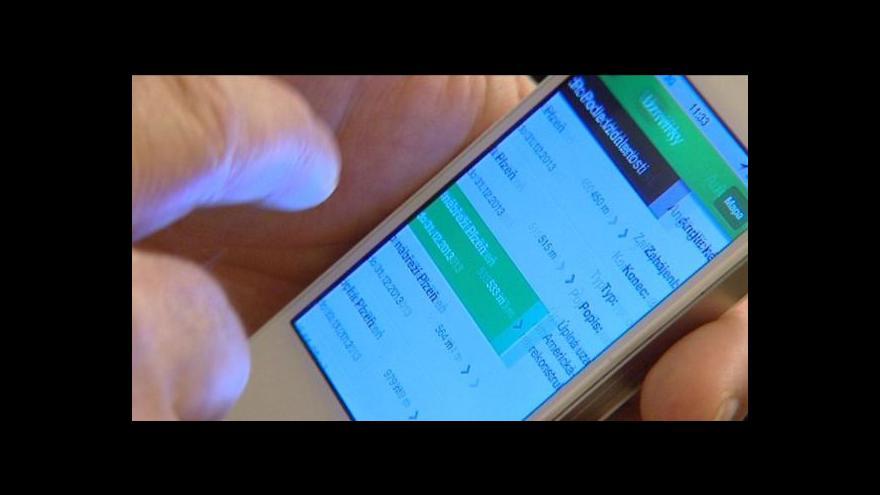 Video Lucie Pelanová o plzeňské aplikaci