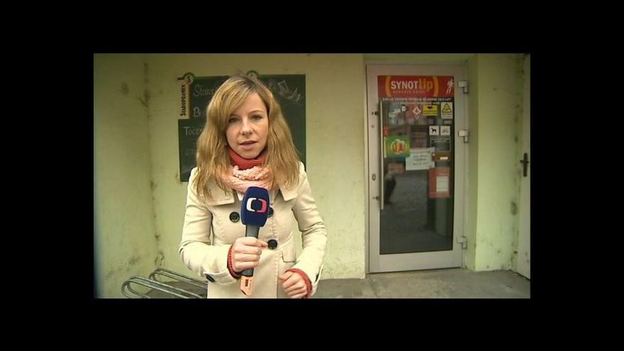Video Reportáž Martiny Tlachové