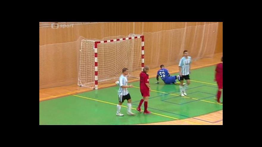 Video Sestřih čtvrtfinále futsalového poháru Frýdek-Místek - Benago
