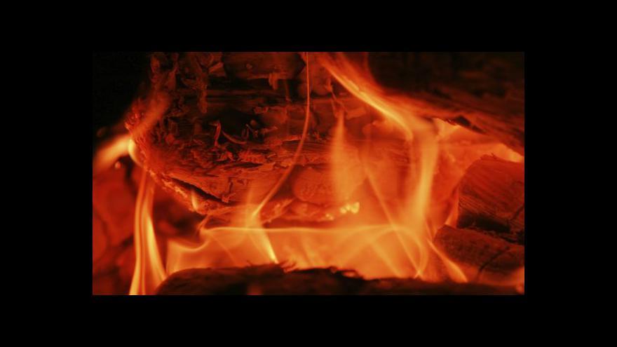 Video Události: Palivové dříví