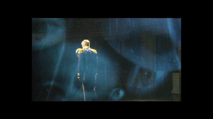 Video Liberecké nastudování Královy řeči