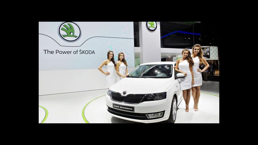 Video Prodej automobilů v EU rostl
