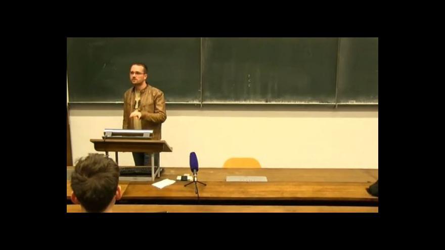 Video Přednáška Ondřeje Váši