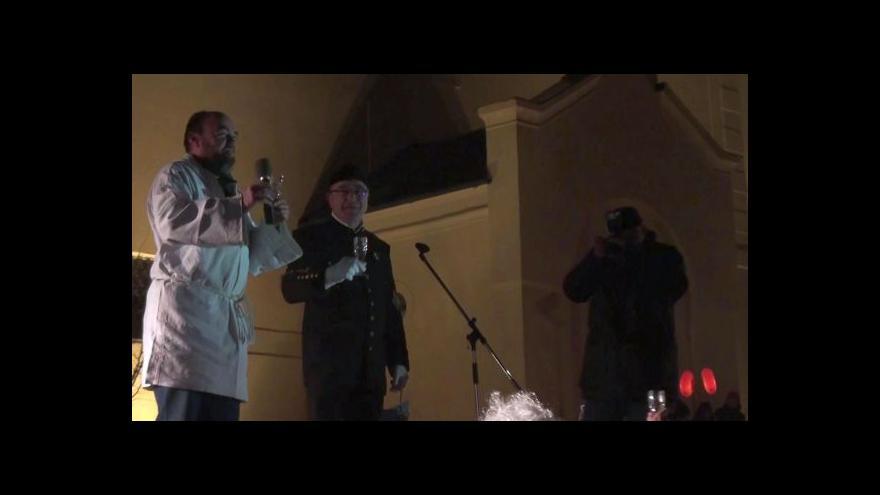 Video Reportáž Tomáše Rosy