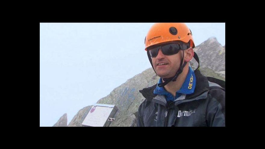Video Rozhovor s účastníky expedice