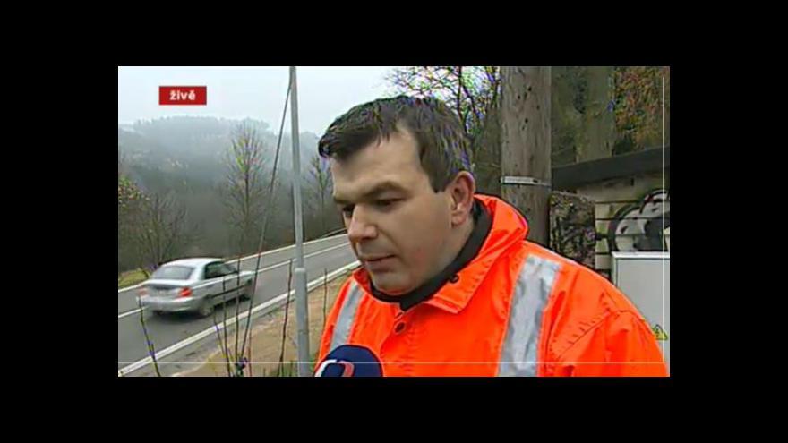 Video Rozhovor s hlavním dispečerem Patrikem Mikuláškem
