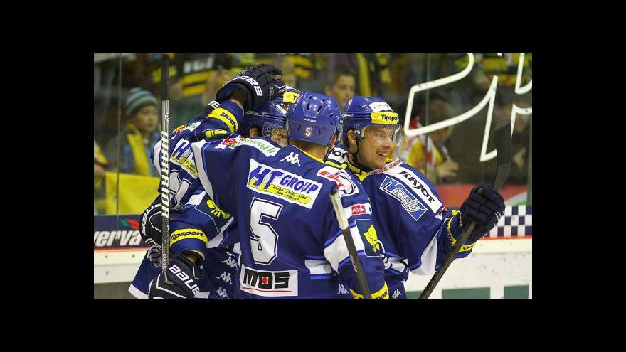Video Hokej den poté: HC Kometa Brno - Mountfield HK