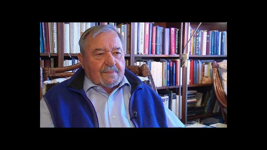 Video Medailonek Františka Šmahela