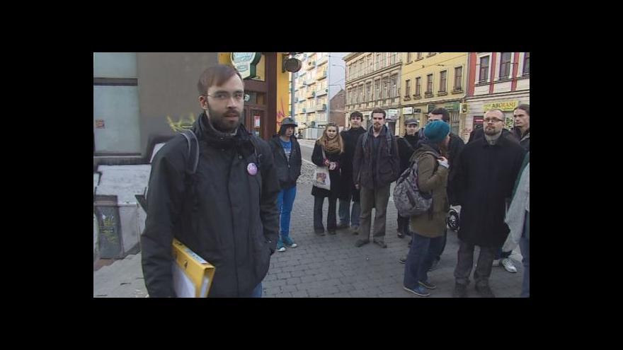 Video Hovoří průvodce Jan Seidl
