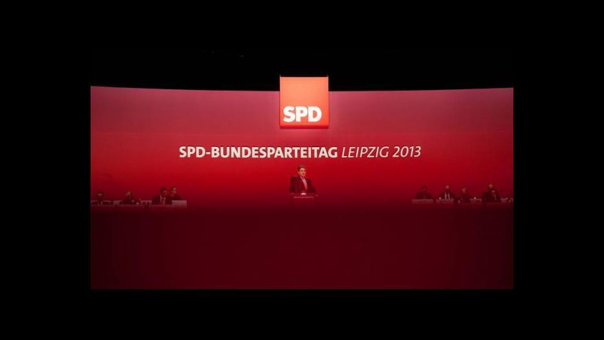 Video Povolební vyjednávání v Německu