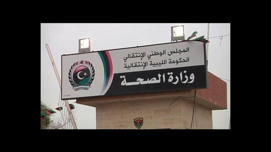 Video Reportáž o situaci v Libyi
