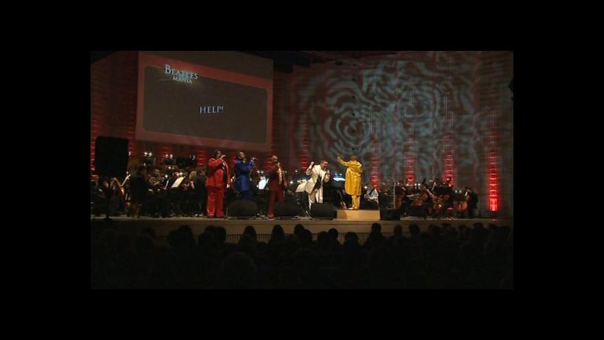 Video NO COMMENT: Zlínská filharmonie zahrála hity Beatles