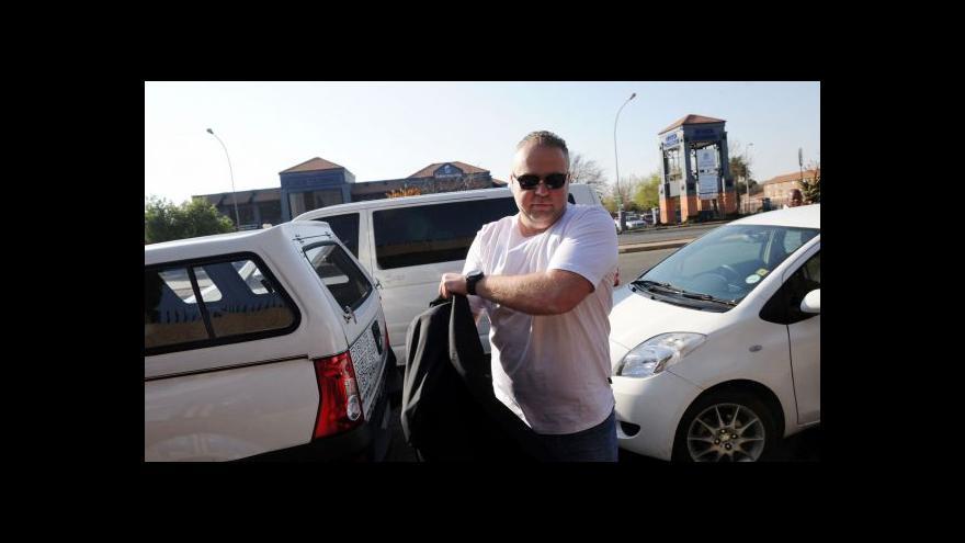 Video Události - Krejčířův manažer zatčen