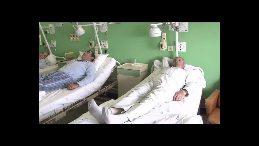 Video Češi jsou častěji nemocní