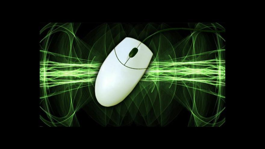 Video Nevidomí lidé mohou prohlížet internet