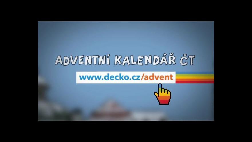 Video Adventní kalendář ČT
