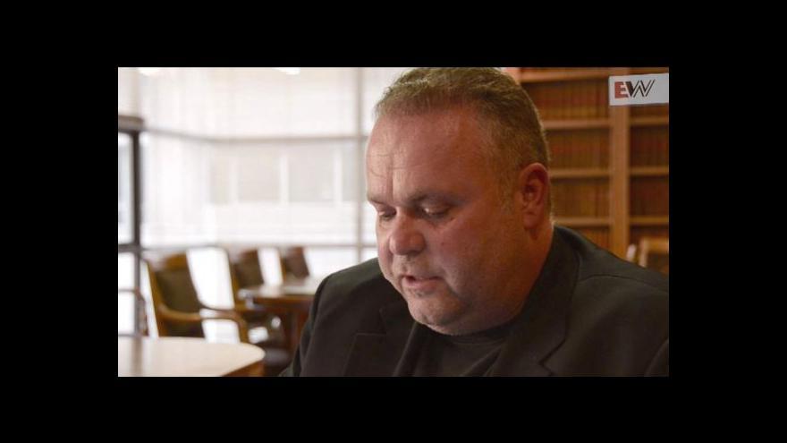 Video Prohlášení Radovana Krejčíře