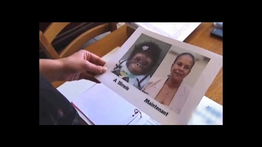 Video Francouzští politici odsoudili rasistický časopis