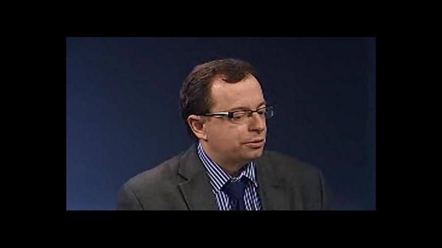 Video Rozhovor s historikem Jaroslavem Šebkem
