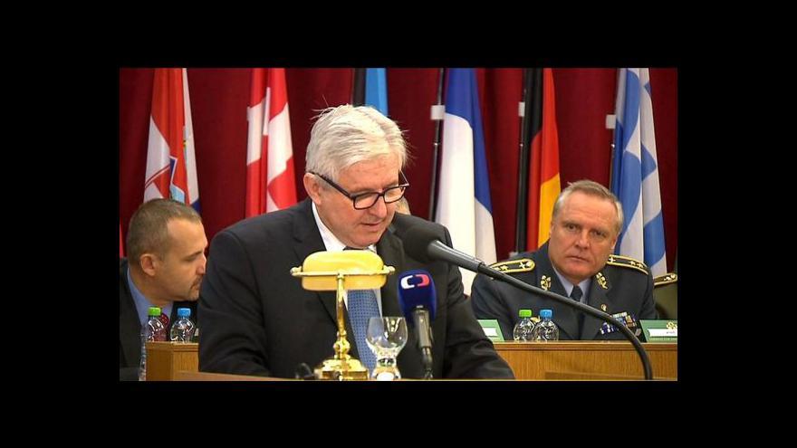 Video Sestřih projevů z Velitelského shromáždění