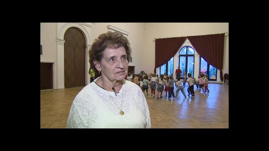 Video Hovoří Marie Čápová, která s manželem soubor založila