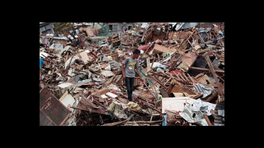 Video Obnova Filipín potrvá několik let