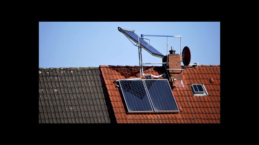Video Kontroly solárů tématem Událostí