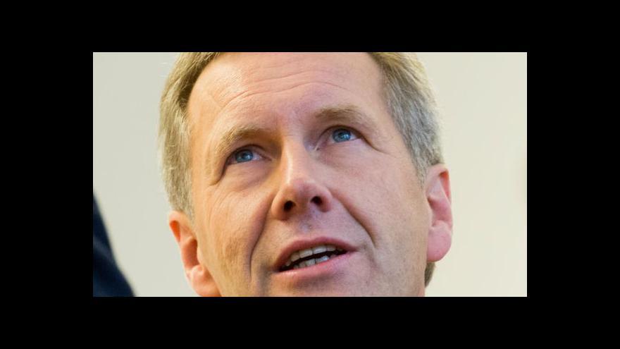 Video Horizont: Christian Wulff před soudem