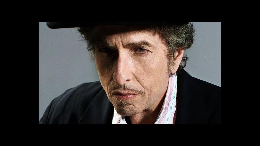 Video Dylan obdržel Řád čestné legie