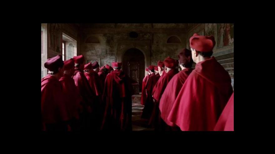 Video Natáčení seriálu Borgia