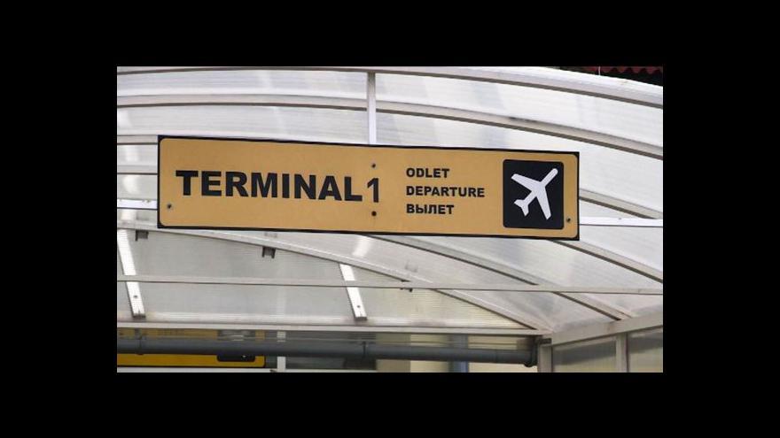 Video Nový terminál pro pardubické letiště