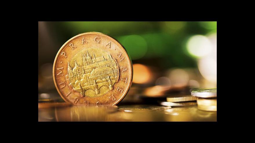 Video Oslabená koruna minimálně 1,5 roku