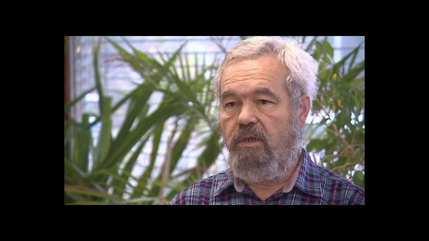 Video Miroslav Kovařík z CHKO Moravský kras popisuje proměnu krajiny