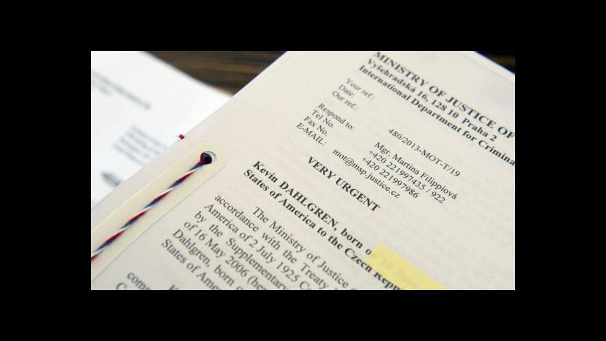 Video Telefonát amerického zpravodaje ČT Martina Řezníčka