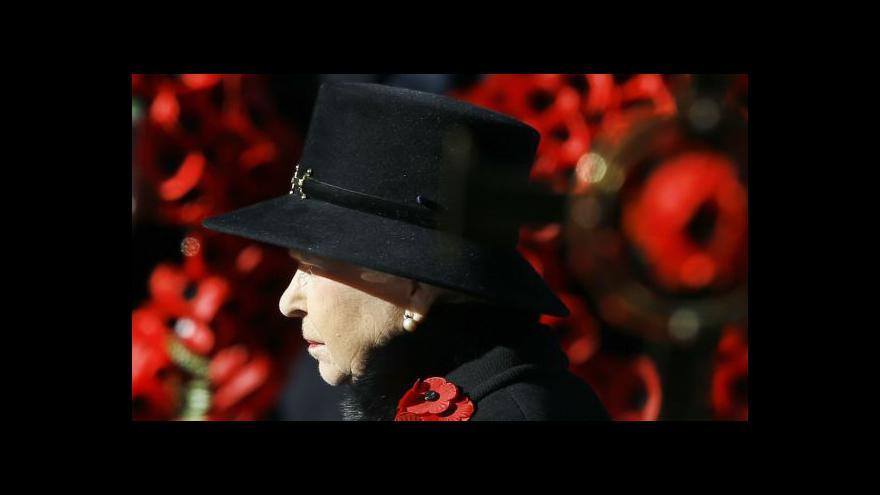 Video Svět si připomíná Den veteránů