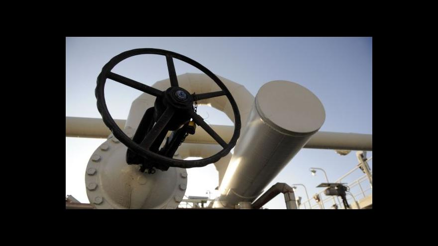 Video Ekonomika ČT24: Ropovod South Stream