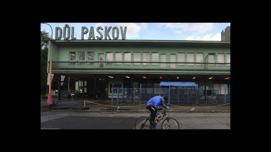 Video Události o chystané stávce v OKD
