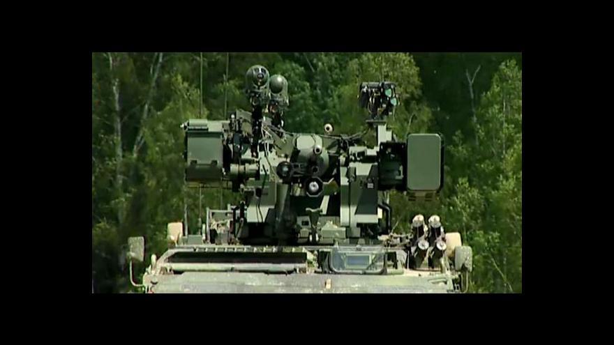 Video Tisková konference ministrů obrany a školství