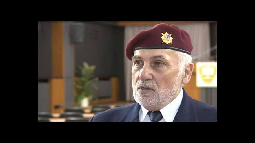 Video Hovoří veterán Jaroslav Foršt