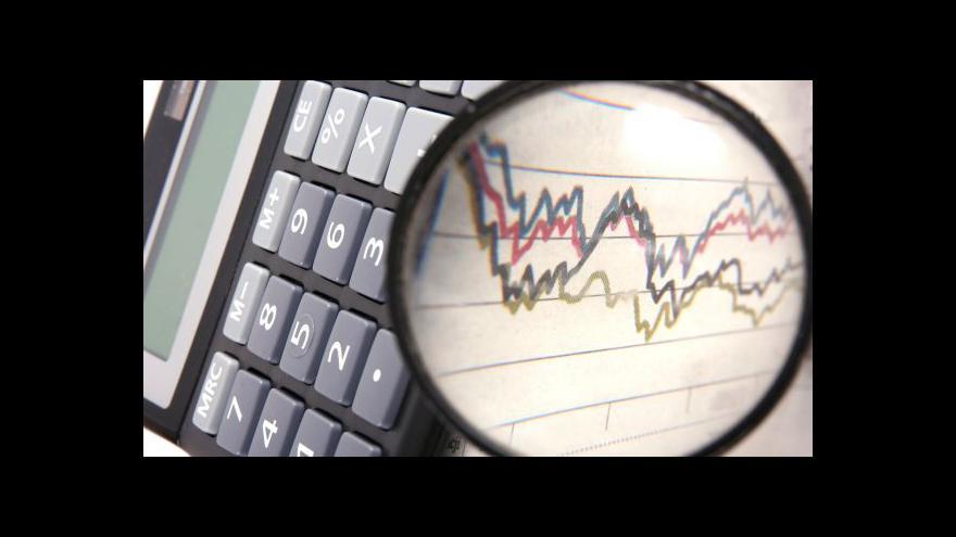 Video Studio ČT24 o říjnové inflaci