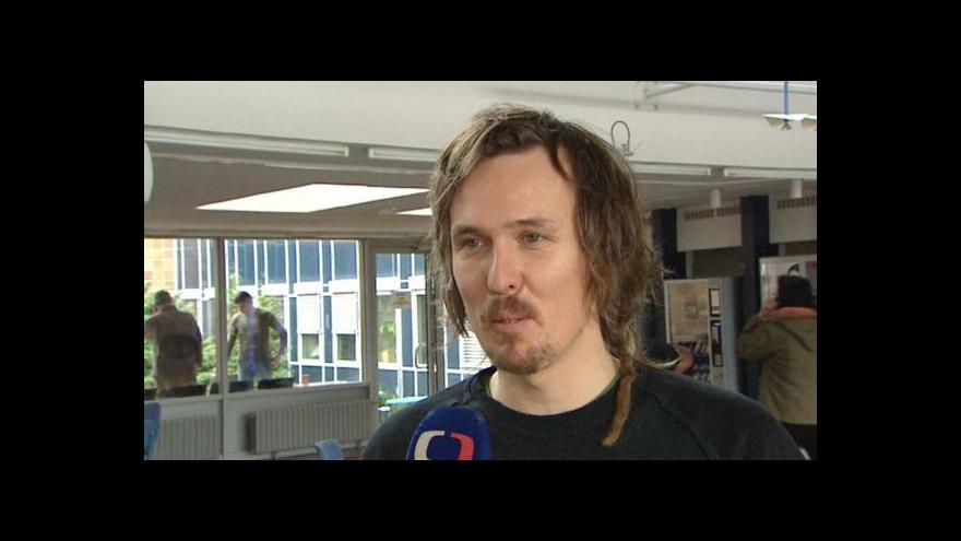 Video Ondřej Bank a Martin Černík před startem sezony