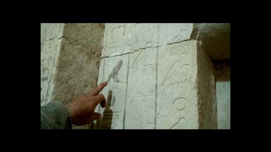 Video Exkurze do hrobky doktora Šepseskafancha