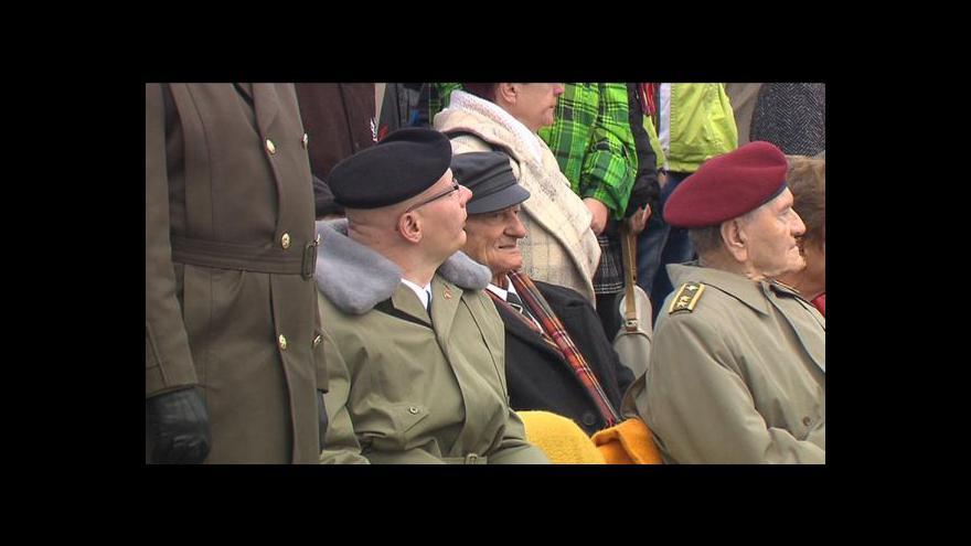 Video Svět slaví Den válečných veteránů