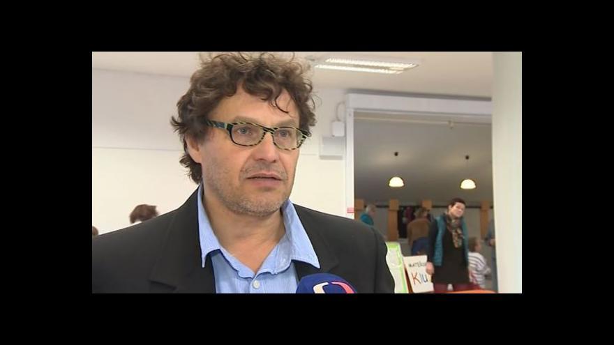 Video Akci Artediem popisuje ředitel Domu kultury Jiří Králík
