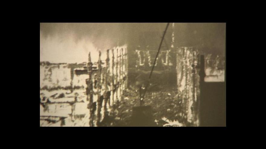 Video Výročí Křišťálové noci
